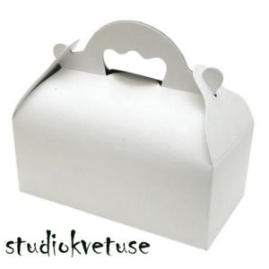 Krabička na výslužku brašnička