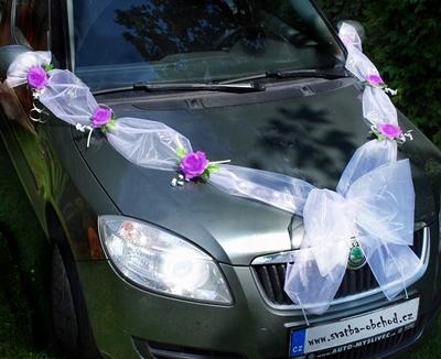 Výzdoba na svatbu