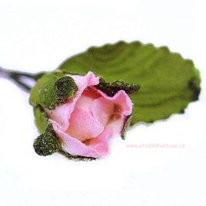 Růžička růžová 03