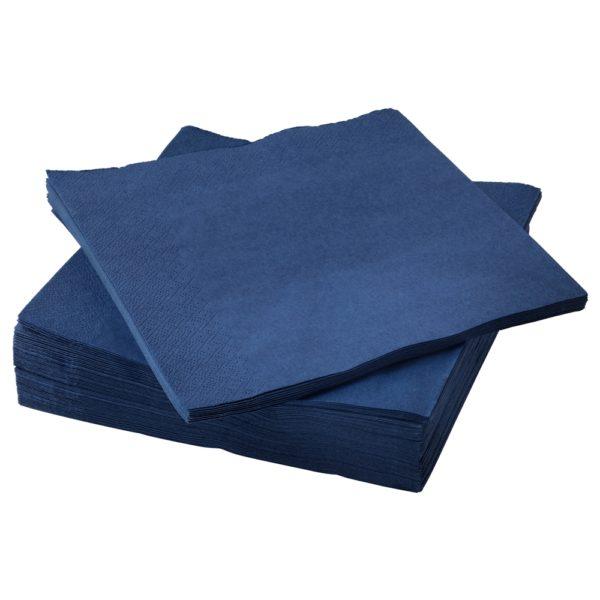 Ubrousky 24 tmavě modré (1)