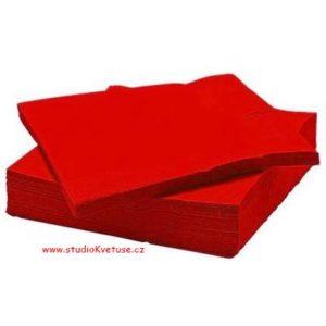 Ubrousky 31 červené 20 kusů (3)