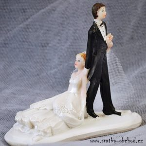 Žertovná svatební figurka 41 (2)