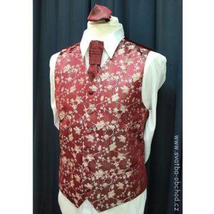 Pánská vesta 210