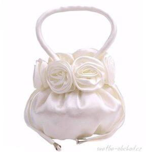 Pompadurka bílá 10 růže