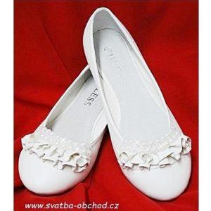 Botičky svatební 06 perličky