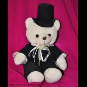 Medvídek ženich - výprodej