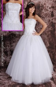 Svatební šaty - katalog 1 (103)