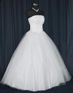 Svatební šaty - katalog 1 (122)