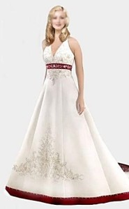 Svatební šaty - katalog 1 (132)
