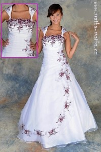 Svatební šaty - katalog 1 (149)