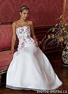 Svatební šaty - katalog 1 (151)