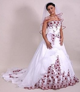 Svatební šaty - katalog 1 (155)