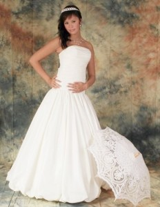 Svatební šaty - katalog 1 (158)