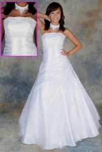 Svatební šaty - katalog 1 (161)