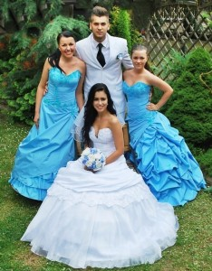 Svatební šaty - katalog 1 (172)