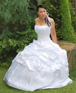 Svatební šaty - katalog 1 (173)