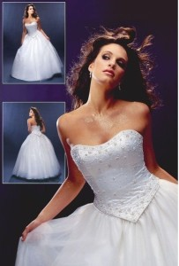 Svatební šaty - katalog 1 (184)