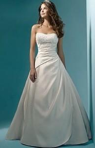 Svatební šaty - katalog 1 (190)