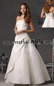Svatební šaty - katalog 1 (198)