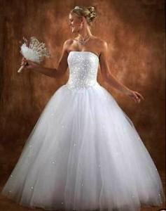 Svatební šaty 1