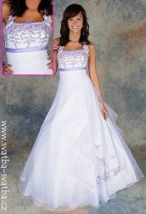 Svatební šaty - katalog 1 (203)
