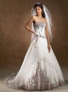 Svatební šaty - katalog 1 (209)