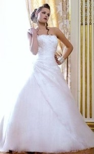 Svatební šaty - katalog 1 (68)
