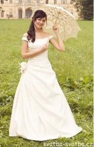 Svatební šaty - katalog 1 (97)