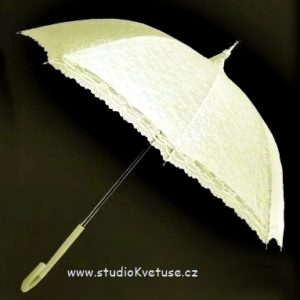 Deštníček 02 šampáň