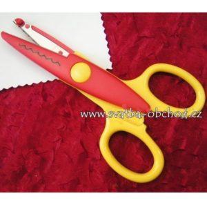 Dekorativní nůžky vzor 02