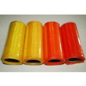 Organza stuha sada oranžová 12cm,Organza stuha sada oranžová 12cm,Organza stuha sada oranžová 12cm,Organza stuha sada oranžová 12cm,Organza stuha sada oranžová 12cm,