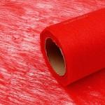 Vlizelín červený 011 šíře 50cm,Vlizelín červený 011 šíře 50cm,Vlizelín červený 011 šíře 50cm