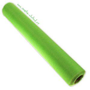 Vlizelín zelený 016 šíře 50cm