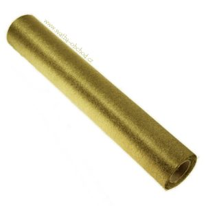Vlizelín zlatý kovový lesk 007