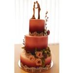 Netradiční ozdoba dortu 96 zrcátko