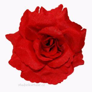 Květ růže 20 rudý