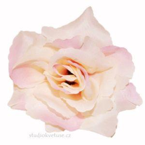 Květ růže 19 světle růžový