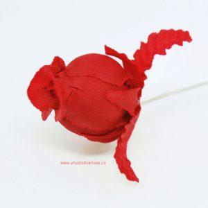 Růžička červená 15