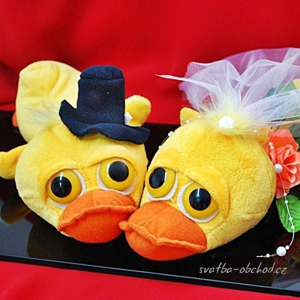 Kachničky na svatební auta
