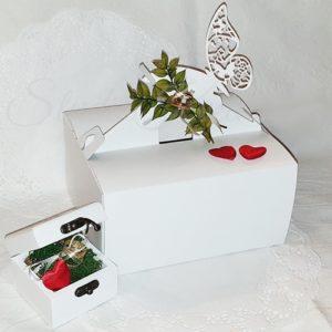 Krabička na výslužku s ouškem
