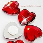 Srdíčka červené 01