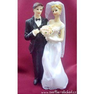 Žertovná svatební figurka 22