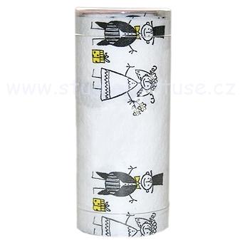 Luxusní toaletní papír 02