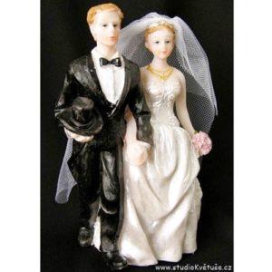 Nádherná svatební figurka 35 (2)