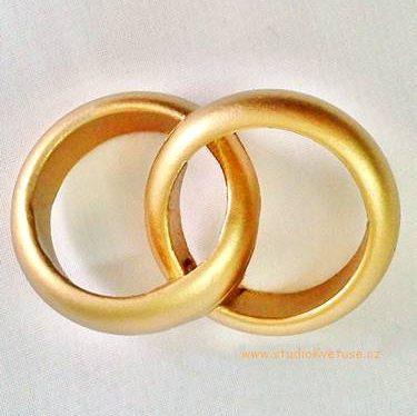 Prstýnky zlaté