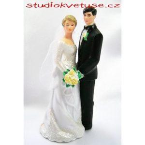 Krásná svatební figurka 45