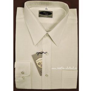 Košile šampáň 01 klasický límeček
