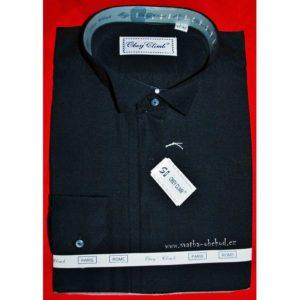 Košile frakovka 02 černá