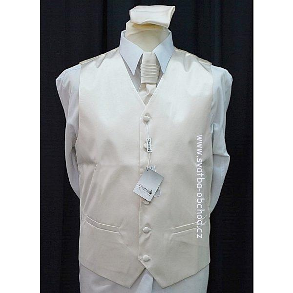 Pánská vesta 316