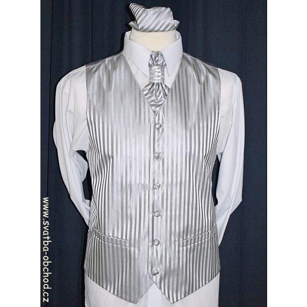 Pánská vesta 408